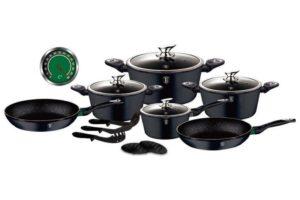 особенности посуды BERLINGER HAUS